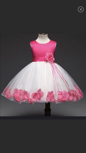 Baby Girl Tutu Flower Dress for Sale in Springfield, VA