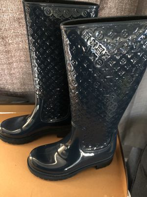 Louis Vuitton rain boots for Sale in San Jose, CA