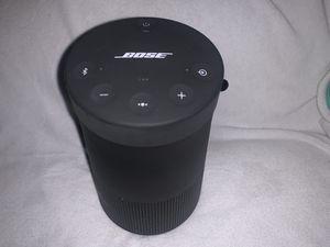 Bose SoundLink Revolve Plus Bluetooth Speaker for Sale in Visalia, CA