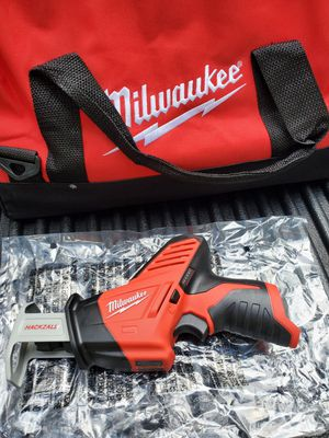 Milwaukee M12 hackzall/reciprocating saw for Sale in Riverview, FL