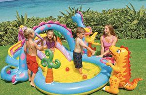 Intex Dinosaur Play Center Kiddie Pool for Sale in Wyoming, PA