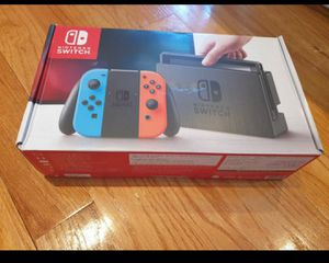 NINTENDO Switch Neon Set and Just Dance for Sale in New York, NY