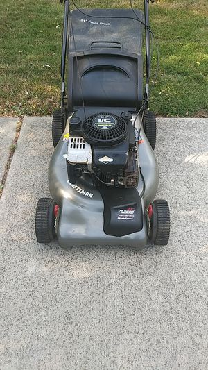Craftsman 5hp self propelled lawn mower with a bag for Sale in Farmington Hills, MI