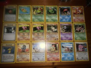 18 1st Edition Pokemon Cards for Sale in Conyers, GA
