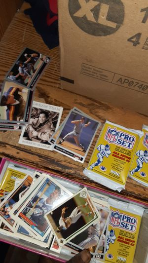 Baseball card collection for Sale in Columbus, OH