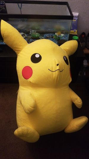 2.5 foot Giant pikachu for Sale in Westminster, CA