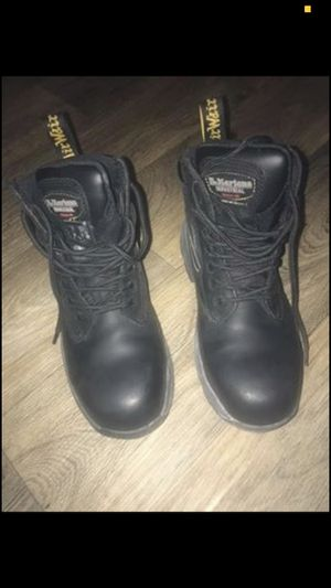 Dr. Martens Steel Toe Boots for Sale in Villa Rica, GA