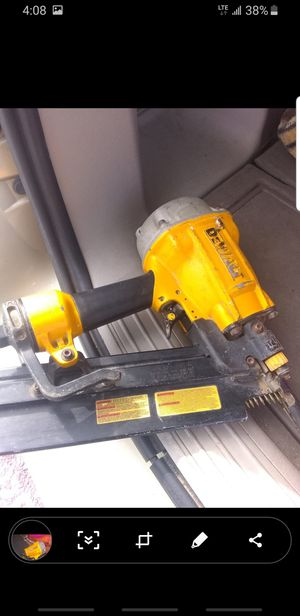 dewalt nail.gun for Sale in Dallas, TX