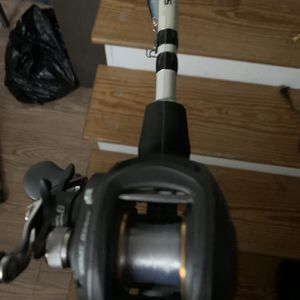 Fishing Pole And Reel for Sale in Eatontown, NJ