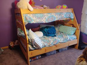 Bunk bed heavy for Sale in Lacey Township, NJ
