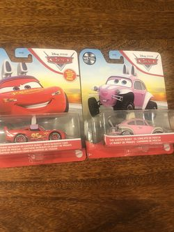 Disney Pixar Cars The Easter Buggy & Lighting McQueen As Easter 🐣 Buggy 2021 New Rare for Sale in Chula Vista,  CA