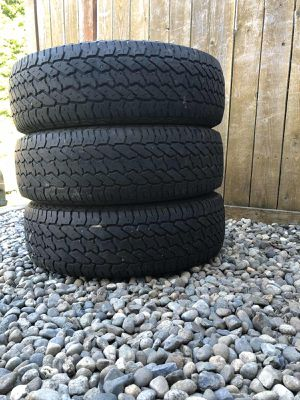 Tires LT 245/75/16 for Sale in Kent, WA