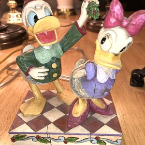 Disney Donald & Daisy Mistletoe Moment for Sale in Gold River, CA