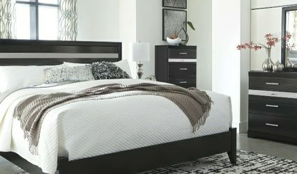 [SPECIAL] Starberry Black Panel Bedroom Set for Sale in Washington,  DC