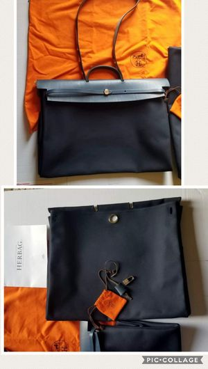Authentic Hermes convertible extra large bag for Sale in Arlington, TX