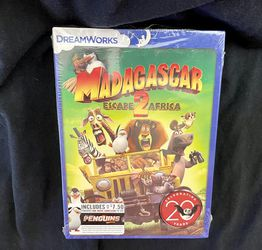 Madagascar 2 DVD for Sale in Riverside,  CA