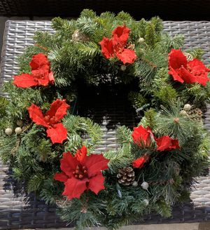 Wreath Christmas for Sale in Upland, CA