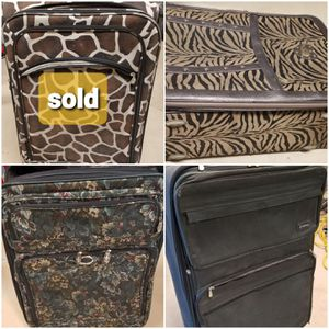 $10 LARGE SIZE SUITCASE/LUGGAGE***MAKE OFFER for Sale in Phoenix, AZ