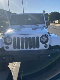 2017 Jeep Wrangler Unlimited for Sale in Mesa,  AZ