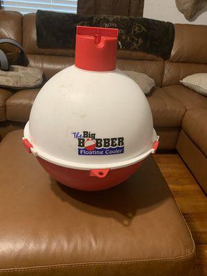 The big bobber floating cooler for Sale in Fresno, CA