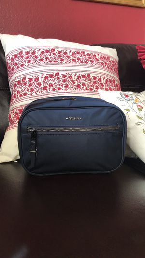 Tumi cosmetics bag new with tag for Sale in Carlsbad, CA