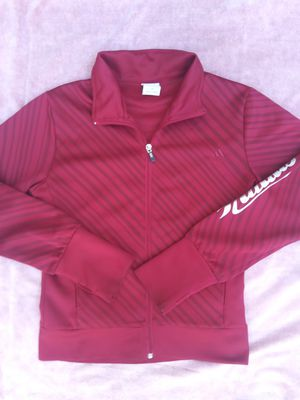 Burgundy women's Adidas training jacket for Sale in Columbus, OH