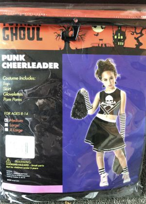 Punk cheerleader costume for Sale in Phoenix, AZ