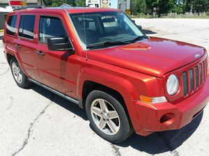 08 Jeep Patriot for Sale in Timberlake, OH