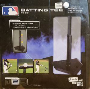 Franklin Batting Tee - Baseball for Sale in San Jose, CA