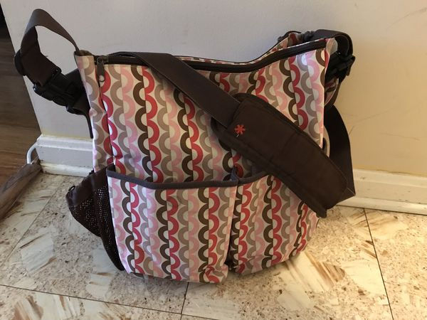 Skip hop diaper bag in Great condition