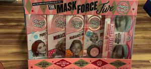 Soap and glory face masks for Sale in Denton, TX