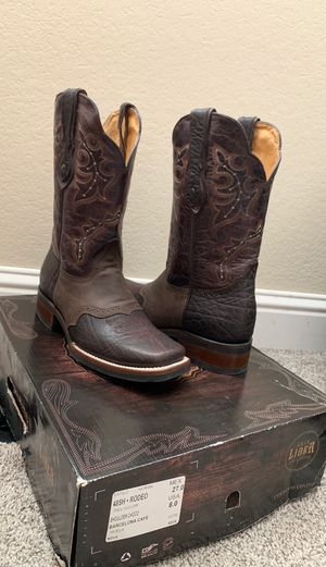 Gran Líder Boots for Sale in Tracy, CA