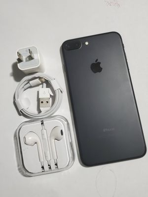 iPhone 7 Plus(128 GB), ∆Factory Unlocked & iCloud Unlocked.. Excellent Condition, Like a New... for Sale in Springfield, VA