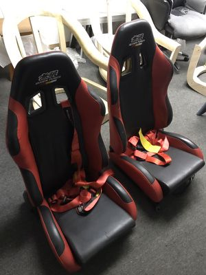 Car racing seats (Mugen Power) for Sale for sale  Brooklyn, NY