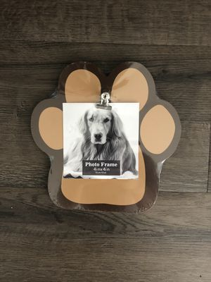 Dog picture frame for Sale in Gardena, CA