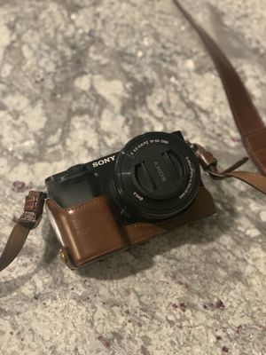 Sony Alpha a6000 mirrorless camera for Sale in Youngsville, NC