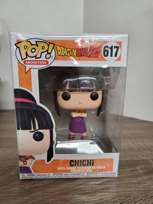 Japanese anime funko pop Figure toy 617 dragon ball z chichi for Sale in Rosemead, CA