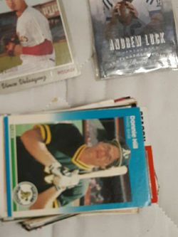Old Baseball And Football Cards For Sell And Basketball for Sale in Seattle,  WA