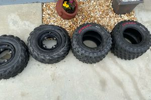 Dunlop Atv Tires for Sale in Kissimmee, FL