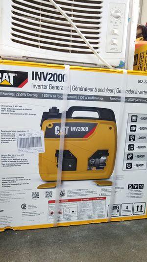 CAT INV2000 Inverter Generator for Sale in Philadelphia, PA