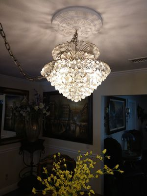 Chandelier from Lamps Plus for Sale in Upland, CA
