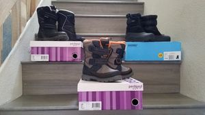 3 pair for $50 Kids snow boots for Sale in Henderson, NV