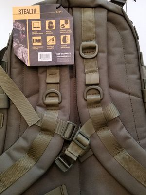 Backpack, new, laptop compartment, military grade for Sale in St. Louis, MO