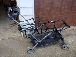 Snap n Go Baby Trend double stroller for Sale in Edmonds, WA