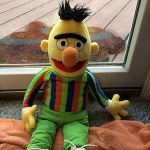 Bert Stuffed Toy for Sale in Alexandria, VA