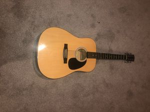 Squier acoustic guitar for Sale in Grayslake, IL
