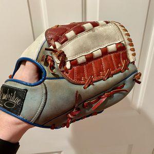 Red White & Blue Cambridge Baseball Softball Glove for Sale in Kenmore, WA