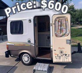 1984 U-Haul CT-13 vintage camper.$600 for Sale in Colorado Springs,  CO