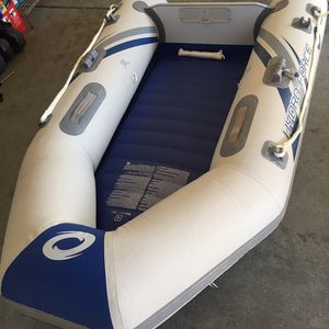 High Quality Inflatable Boat With Trolling Motor for Sale in Scottsdale, AZ