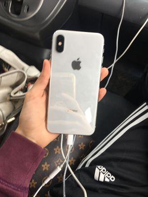 iPhone X for Sale in Broken Arrow, OK